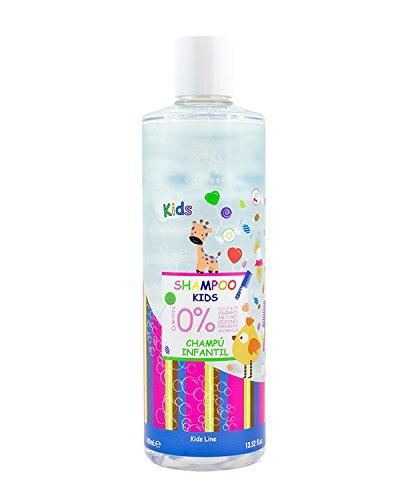 Válquer Champú Infantil Extra Suave. Champú zero: sin sulfatos, sin sal -400 ml