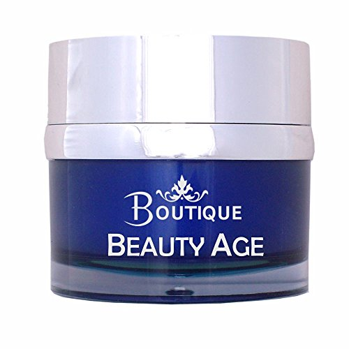Boutique - Crema facial Beauty Age, antiedad con Retinol, aceite de argán y Q10 - 50 ml