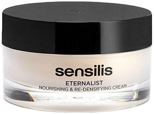 Sensilis Eternalist Crema Facial Hidratante y Nutritiva - 50 ml. SIN parabenos, SIN aceites minerales, SIN ingredientes de origen animal. Dermatológicamente testado.
