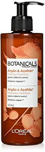 L'Oreal Paris Botanicals Champú Botanicals Infusión de Nutrición para Cabellos Secos - 400 ml