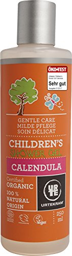 Urtekram Gel de Ducha para Niños BIO, suavemente Limpieza y Cuidado, 250ml